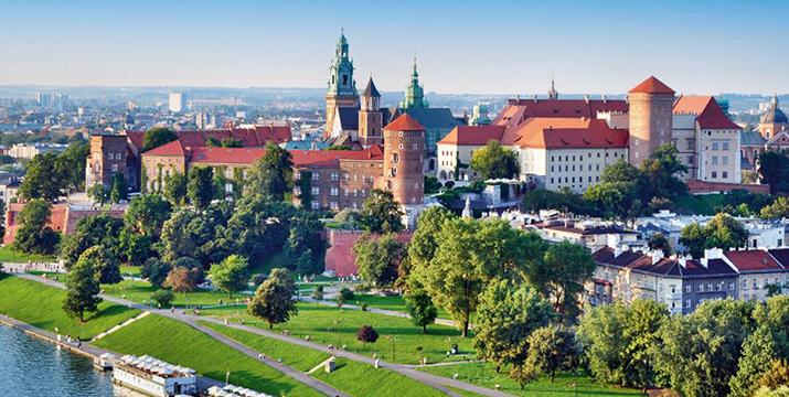 319€ / άτομο για ένα 5ήμερο στη Κρακοβία με Αεροπορικά, Φόρους, private μεταφορές και 4 Διανυκτερεύσεις με Πρωϊνό στο κεντρικό Ξενοδοχείο ASTORIA GOLD HOTEL, από το ταξιδιωτικό γραφείο Like 2 Travel. εικόνα