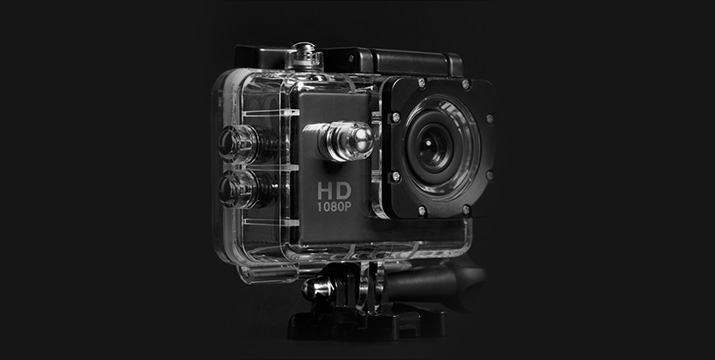 """29,90€ από 49,90€ (-40%) για μία Αδιάβροχη Action Camera με Οθόνη LCD 2"""" Technosmart με 2 χρόνια εγγύηση καλής λειτουργίας, με δυνατότητα παραλαβής και πανελλαδικής αποστολής στο χώρο σας από την DoneDeals Goods."""
