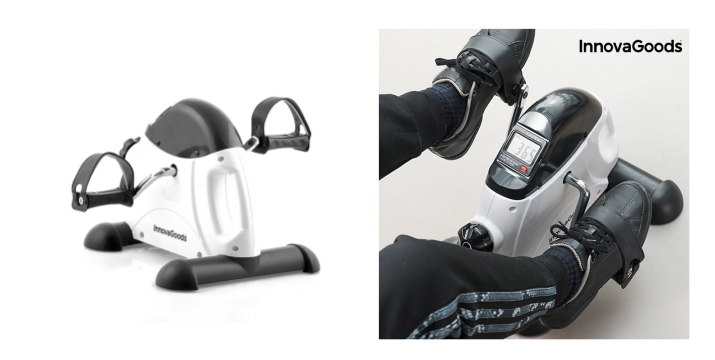64,90€ από 89,90€ (-40%) για ένα Ποδήλατο Γυμναστικής - Πεταλιέρα InnovaGoods με εγγύση καλής λειτουργίας 2 ετών, με δυνατότητα παραλαβής και πανελλαδικής αποστολής στο χώρο σας από την DoneDeals Goods.