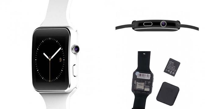 19,90€ από 24,90€ για ένα Smart Watch που όχι μόνο συνδέεται με το κινητό σας τηλέφωνο αλλά μπορεί και να χρησιμοποιηθεί σαν αυτόνομο κινητό, με παραλαβή από το κατάστημα Magic Hole στο Παγκράτι και με δυνατότητα πανελλαδικής αποστολής. εικόνα