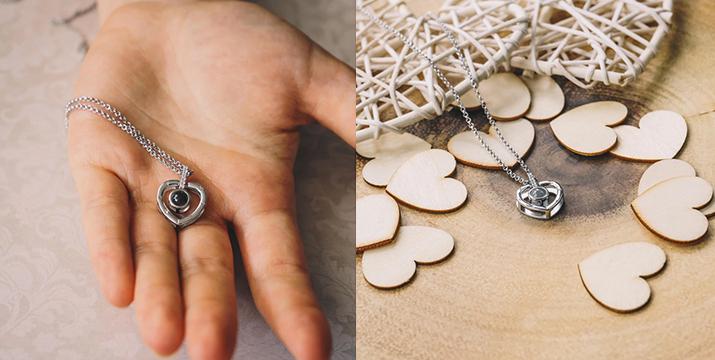 14,90€ από 24,90€ για ένα Κολιέ με Μενταγιόν σε Σχήμα Καρδιάς Philip Jones  με Κρύσταλλα Swarovski®,με δυνατότητα παραλαβής και πανελλαδικής αποστολής στο χώρο σας από την DoneDeals Goods.