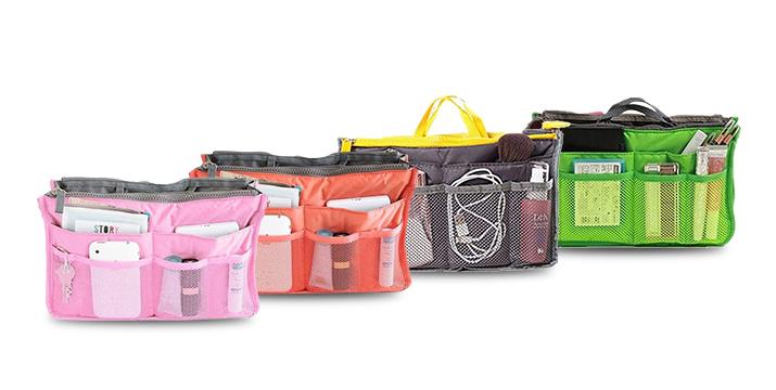 5,90€ από 8,90€ για μία Organizer Τσάντας και Καλλυντικών με 12 διαφορετικές θήκες, με δυνατότητα παραλαβής και πανελλαδικής αποστολής στο χώρο σας από την DoneDeals Goods.