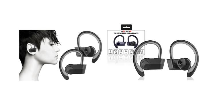 19,90€ από 34,90€ (-43%) για Ασύρματα Ακουστικά Bluetooth True Sport SoundZ , με δυνατότητα παραλαβής και πανελλαδικής αποστολής στο χώρο σας από την DoneDeals Goods. εικόνα