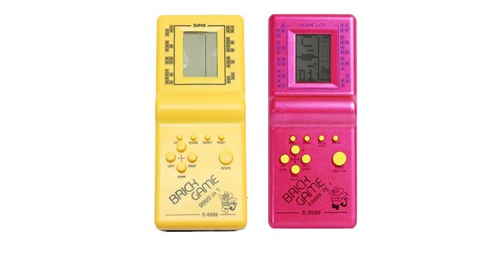 6,90€ από 12,90€ (-46%) για ένα Φορητό Tetris Brick Game, με κλασσικά παιχνίδια όπως τέτρις, φιδάκι, pong, ιδανικό δώρο για παιδιά, με παραλαβή από το κατάστημα Magic Hole στο Παγκράτι και με δυνατότητα πανελλαδικής αποστολής.