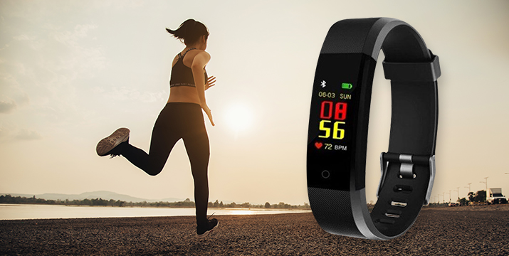 """11,9€ από 23€ (-48%) για ένα Smartband Fitness Tracker, με έγχρωμη οθόνη αφής και ενδείξεις για ώρα και ημερομηνία, καρδιακούς παλμούς, βήματα και αποστάσεις, θερμίδες και πολλά άλλα, σε μαύρο χρώμα, με παραλαβή από το Idea Hellas""""και δυνατότητα πανελλαδικής αποστολής στο χώρο σας."""