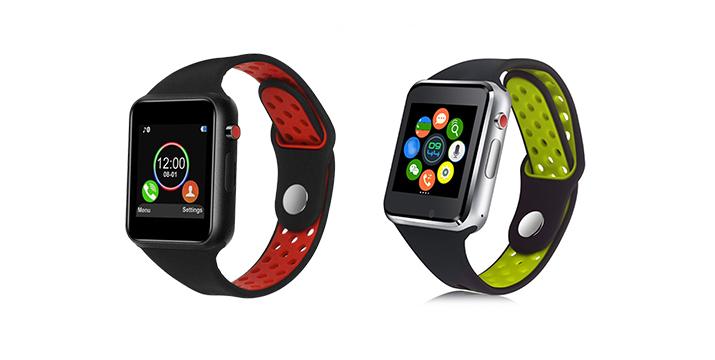 15€ από 59,9€ (-75%) για ένα unisex Bluetooth Ρολόι Smartwatch M3 με κάμερα & sim κάρτα, για iOS και Android, με λουράκι σιλικόνης και οθόνη αφής, σε 2 χρώματα, με παραλαβή από το Idea Hellas και δυνατότητα πανελλαδικής αποστολής στο χώρο σας.