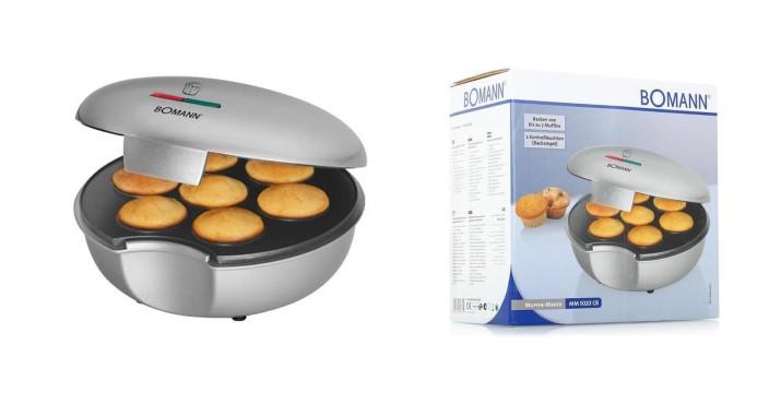 23,90€ από 32€ για μία Συσκευή για Muffins Bomann, με δυνατότητα παραλαβής και πανελλαδικής αποστολής στο χώρο σας από την DoneDeals Goods.