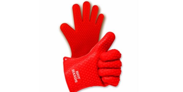 6,90€ από 12,90€ (-46%) για Αντιολισθητικά Πυρίμαχα Γάντια Σιλικόνης Hot Hands, με παραλαβή από το κατάστημα Magic Hole στο Παγκράτι και με δυνατότητα πανελλαδικής αποστολής.