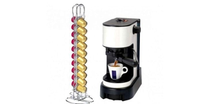 6,50€ για μία Μεταλλική Βάση για Κάψουλες Καφέ Nespresso, με δυνατότητα παραλαβής και πανελλαδικής αποστολής στο χώρο σας από την DoneDeals Goods. εικόνα