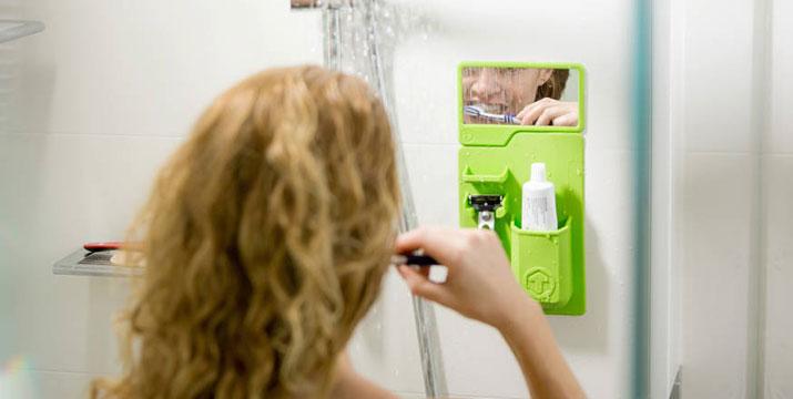 5,90€ από 12,90€ (-54%) για ένα Organizer Μπάνιου για οδοντόβουρτσα, οδοντόκρεμα & ξυραφάκι, χωρίς κόλλες ή βεντούζες, με παραλαβή από το κατάστημα Magic Hole στο Παγκράτι και με δυνατότητα πανελλαδικής αποστολής.