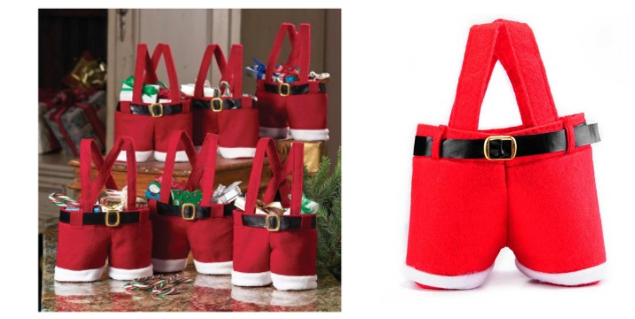 4,90€ από 8,90€ (-45%) για μία Χριστουγεννιάτικη Τσάντα Δώρου Santa Pants, με δυνατότητα παραλαβής και πανελλαδικής αποστολής στο χώρο σας από την DoneDeals Goods.