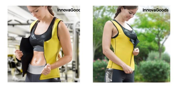 9,90€ από 19,90€ (-50%) για ένα Γυναικείο Αθλητικό Γιλέκο Αδυνατίσματος και Εκγύμνασης με Επίδραση Σάουνας XL, με δυνατότητα παραλαβής και πανελλαδικής αποστολής στο χώρο σας από την DoneDeals Goods. εικόνα