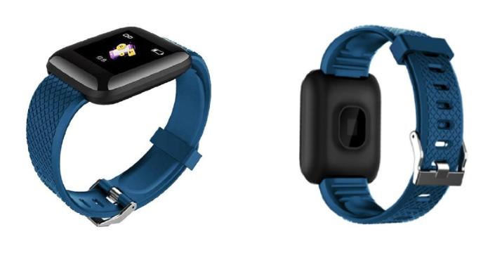 11,9€ από 19,90€ για ένα Smart Watch D13 με 1.3' έγχρωμη οθόνη, και σε μπλε χρώμα, με ενδείξεις για αθλητικές δραστηριότητες, ξυπνητήρι και ειδοποιήσεις κλήσεων και μηνυμάτων, με παραλαβή από το Idea Hellas και δυνατότητα πανελλαδικής αποστολής στο χώρο σας!