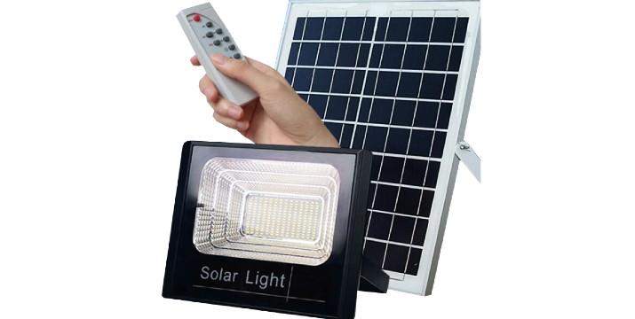 25,90€ από 49,90€ (-48%) για ένα Αδιάβροχο Ηλιακό Προβολέα 15W με Φωτοβολταϊκό Πάνελ, Τηλεκοντρόλ & Χρονοδιακόπτη – Solar Panel, με παραλαβή από το Μagic Hole στo Παγκράτι και δυνατότητα πανελλαδικής αποστολής στο χώρο σας.