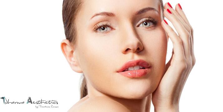 170€ από 500€ (-66%) για Εφαρμογή Ενέσιμου Botox σε Full Face για γυναίκες (μία κύρια και μία follow-up) και ΔΩΡΟ 2 Eνέσιμες Μεσοθεραπείες Προσώπου ΚΑΙ 2 Θεραπείες Carboxy για τα μάτια, στο Κέντρο Αισθητικής Ιατρικής Dharma Aesthetics στον Πειραιά και στην Γλυφάδα. εικόνα