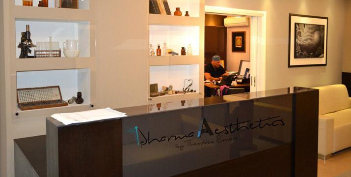 170€ από 500€ (-66%) για Εφαρμογή Ενέσιμου Botox σε Full Face για γυναίκες (μία κύρια και μία follow-up) και ΔΩΡΟ 2 Eνέσιμες Μεσοθεραπείες Προσώπου ΚΑΙ 2 Θεραπείες Carboxy για τα μάτια, στο Κέντρο Αισθητικής Ιατρικής Dharma Aesthetics στον Πειραιά και στην Γλυφάδα.