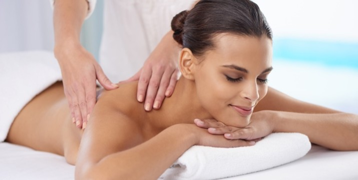 Από 19€ για Full Body Relax Natural Massage & Peeling Σώματος