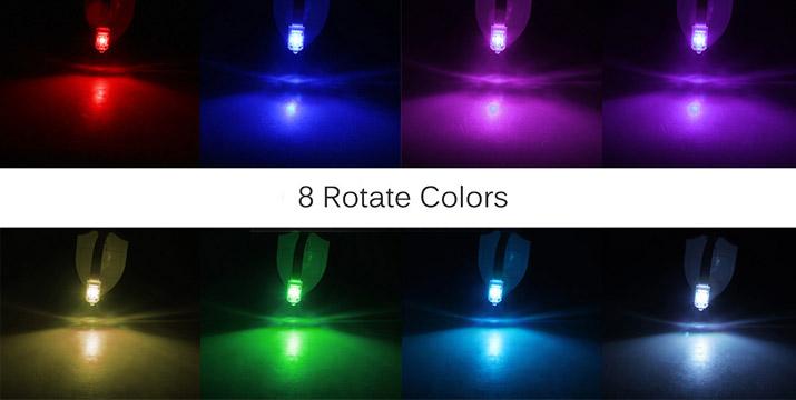 9,90€ από 19,90€ (-50%) για ένα LED Φωτιστικό Τουαλέτας με 8 χρώματα και UV Light για απολύμανση της λεκάνης, με δυνατότητα παραλαβής και πανελλαδικής αποστολής στο χώρο σας από την DoneDeals Goods.