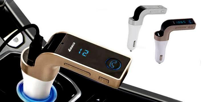9,90€ από 29€ (-65%) για ένα Πομπό Αυτοκινήτου για τη Μετάδοση Μουσικής με κάρτα microSD, Bluetooth και Φορτιστή, για να απολαμβάνετε τα αγαπημένα σας MP3 μουσικά κομμάτια σε οποιοδήποτε στερεοφωνικό αυτοκινήτου διαθέτει ραδιόφωνο χωρίς όμως να χάνετε κλήσεις στο κινητό σας τηλέφωνο, με δυνατότητα παραλαβής και πανελλαδικής αποστολής στο χώρο σας από την DoneDeals Goods.