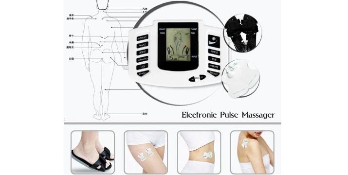 11,90€ απο 19,90€ (-40%) για Συσκευή Μασάζ – Ηλεκτροθεραπείας Με Παντόφλες για να ανακουφιστείτε απο τους μυικούς της μέσης, πλάτης και αυχένα, με παραλαβή ή δυνατότητα πανελλαδικής αποστολής στο χώρο σας από το Idea Hellas στη Νέα Ιωνία. εικόνα
