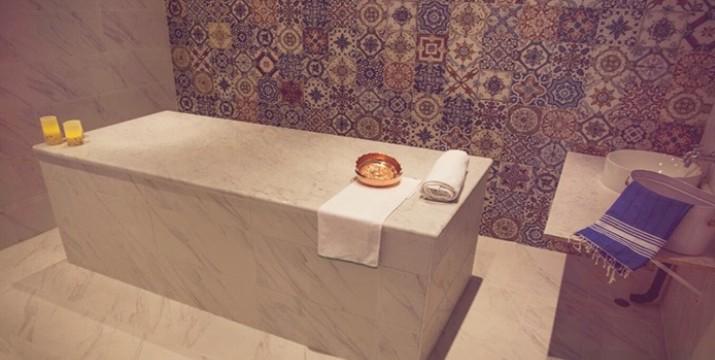 Από 9,90€ Χαμάμ με Φυσικό Σαπούνι Ελιάς για Πλήρη Αποτοξίνωση & 60' Full Body Relax Massage, στο Massagio Hammam στο Πολύγωνο. εικόνα