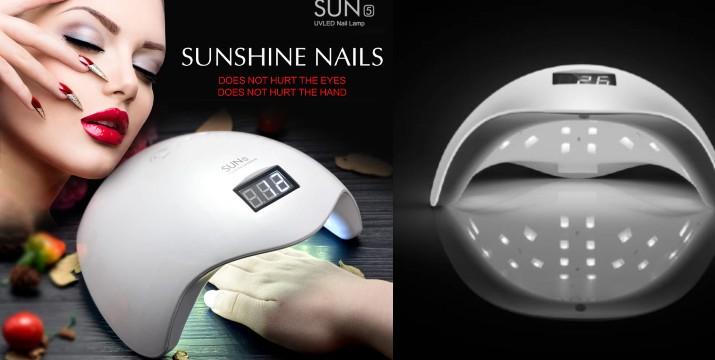 14,90€ από 24,90€ (-40%) για ένα Επαγγελματικό Φουρνάκι Νυχιών UV/LED Sun 5 48w για gel και για ημιμόνιμο, με παραλαβή ή δυνατότητα πανελλαδικής αποστολής στο χώρο σας από την Idea Hellas στη Νέα Ιωνία.