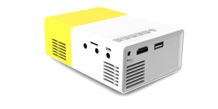 55€ από 78,90€ για έναν έναν LED Προτζέκτορα Home Cinema 600 Lumens YG-310 με ρυθμιστή εστίασης Focus, ενσωματωμένα ηχεία για Home Cinema, μέγεθος προβολής 60″, υποδοχή για Κάρτα Μνήμης, με USB στικάκι, με παραλαβή ή δυνατότητα πανελλαδικής αποστολής στο χώρο σας από το Idea Hellas στη Νέα Ιωνία.