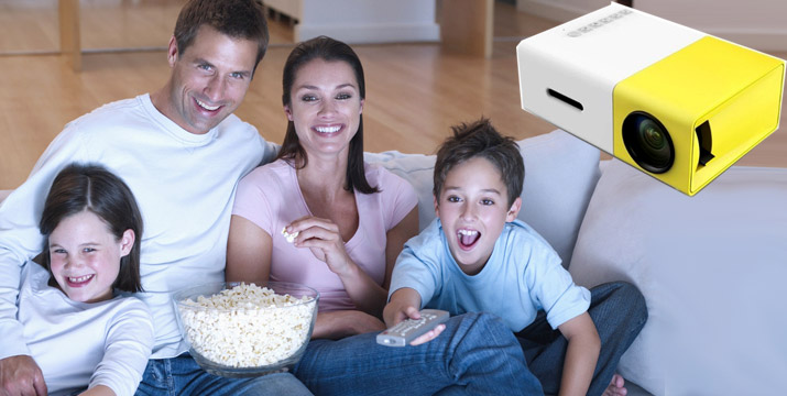 55€ από 78,90€ για έναν έναν LED Προτζέκτορα Home Cinema 600 Lumens YG-310 με ρυθμιστή εστίασης Focus, ενσωματωμένα ηχεία για Home Cinema, μέγεθος προβολής 60″, υποδοχή για Κάρτα Μνήμης, με USB στικάκι, με παραλαβή ή δυνατότητα πανελλαδικής αποστολής στο χώρο σας από το Idea Hellas στη Νέα Ιωνία. εικόνα