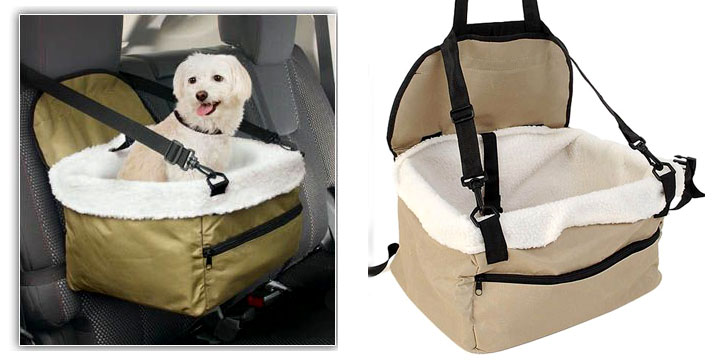 11,90€ από 19.90€ (-40%) για ένα Κάθισμα Ασφαλείας Για Κατοικίδια Pet boobster seat, με παραλαβή από το Idea Hellas και δυνατότητα πανελλαδικής αποστολής στο χώρο σας.