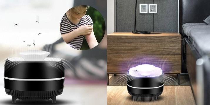 8,90€ από 17.90€ (-50%) για ένα UV Led Εξολοθρευτής Κουνουπιών και Εντόμων με Εναρρόφηση – Mosquito Killer Lamp, με παραλαβή από το Idea Hellas και δυνατότητα πανελλαδικής αποστολής στο χώρο σας.
