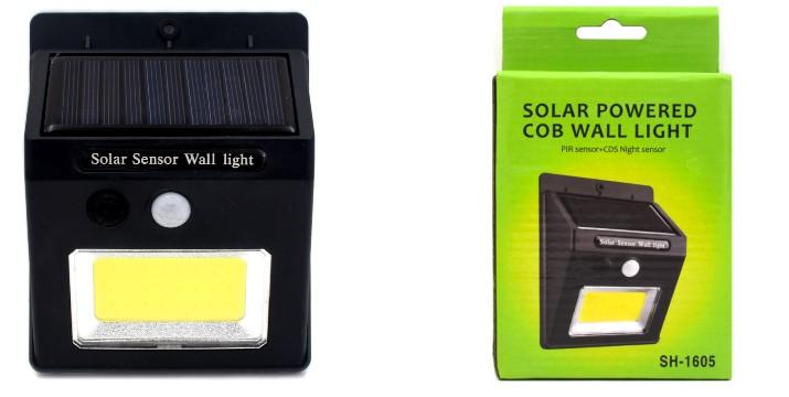 """5,90€ από 13,90€ (-58%) για ένα Ηλιακό Φωτιστικό 12 LED & με Ανιχνευτή Κίνησης, με παραλαβή ή δυνατότητα πανελλαδικής αποστολής στο χώρο σας από το """"Idea Hellas"""" στη Νέα Ιωνία."""