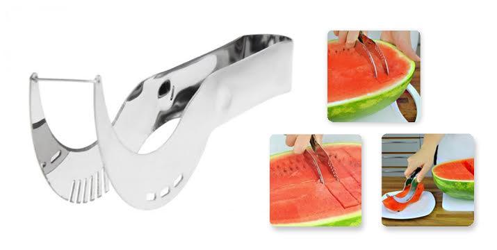 2,90€ για ένα Μαχαίρι για Κόψιμο Καρπουζιού σε φέτες, με παραλαβή από το κατάστημα Magic Hole στο Παγκράτι και με δυνατότητα πανελλαδικής αποστολής.