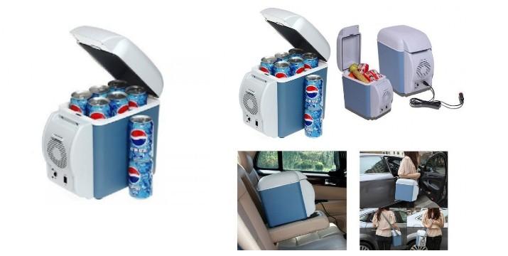 16,9€ από 49,9€ (-66%) για ένα Ηλεκτρικό Φορητό Ψυγείο 7,5 Λίτρων για το Αυτοκίνητο, με παραλαβή από το Idea Hellas και δυνατότητα πανελλαδικής αποστολής στο χώρο σας.