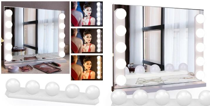 11,9€ από 24,9€ (-52%) για ένα Φορητό USB αυτοκόλλητο Led φωτισμό με 5 led λάμπες και βεντούζες για καθρέπτη, με παραλαβή από το Idea Hellas και δυνατότητα πανελλαδικής αποστολής στο χώρο σας. εικόνα