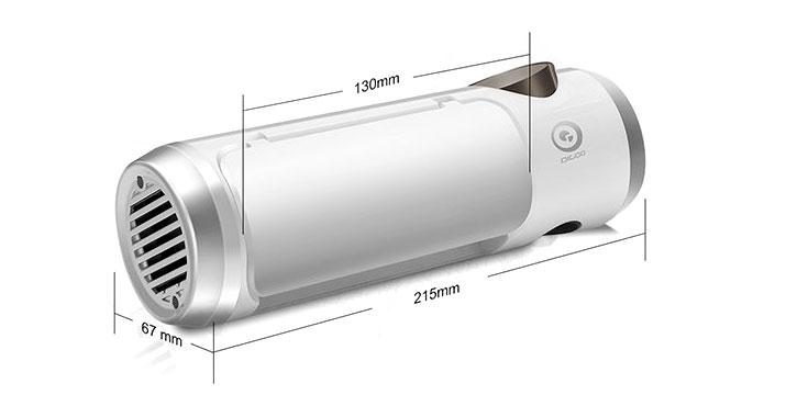 """19,90€ από 45€ (-56%) για έναν Αποστειρωτή Οδοντόβουρτσας Υπεριώδους Ακτινοβολίας με υποδοχές για 5 οδοντόβουρτσες και με επαναφορτιζόμενη μπαταρία, με παραλαβή ή δυνατότητα πανελλαδικής αποστολής στο χώρο σας από το """"Idea Hellas"""" στη Νέα Ιωνία."""