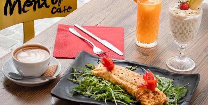 Γεύμα 2 Ατόμων (9,90€) ή 2 Cocktails (8€) με Ελεύθερη Επιλογή, στο Mentor στον Πεζόδρομο της Αποστόλου Παύλου στο Θησείο.