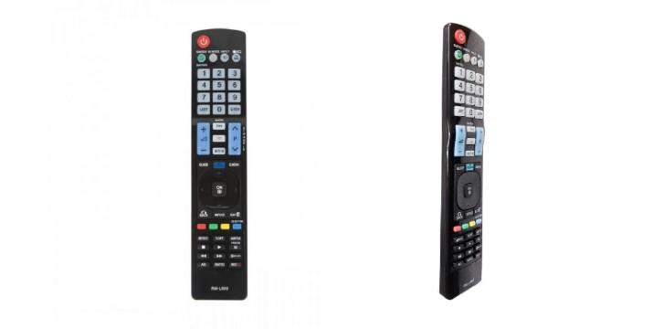2,90€ από 9,9€ (-70%) για ένα Τηλεχειριστήριο τηλεόρασης LG τύπου Original κατάλληλο για μοντέλα LCD/LED TV, με παραλαβή από το Idea Hellas και δυνατότητα πανελλαδικής αποστολής στο χώρο σας. εικόνα