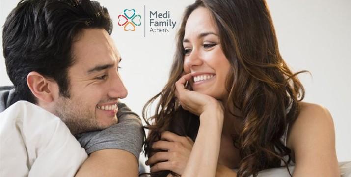 26€ από 80€ (-68%) για ολοκληρωμένο Έλεγχο Ανδρικής Γονιμότητας με Σπερμοδιάγραμμα & Triplex Oσχέου, στο Medi Family Athens στο Μουσείο