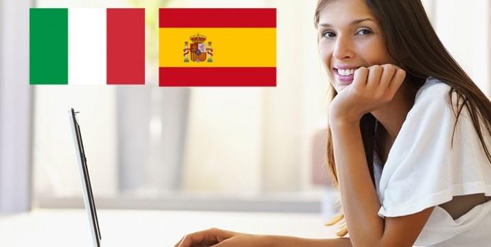 Από 19€ για ετήσιο πακέτο Online μαθημάτων για εκμάθηση Ισπανικών, Γαλλικών, Ιταλικών ή Ρώσικων, με δωρεάν σημειώσεις, πλούσιο υλικό γραμματικής και ασκήσεων, από το Ελληνικό Διαδικτυακό Φροντιστήριο i-Εκπαίδευση. εικόνα