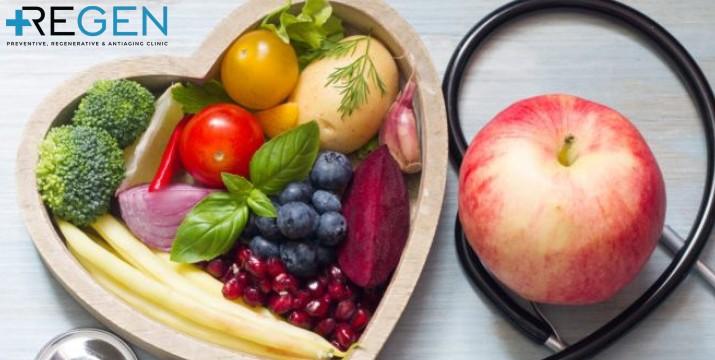 30€ από 150€ (-80%) για Online Κλινική Διατροφή 4 Μηνών, με Πλήρες Διατροφολογικό Πρόγραμμα με 16 εβδομαδιαία διατροφικά πλάνα, από εξειδικευμένη μοριακή διατροφολόγο, με συστηματική παρακολούθηση για να αλλάξατε το σώμα σας και την συνολική σας υγεία, στα πολυιατρεία Regen σε Χολαργό και Σύνταγμα. εικόνα