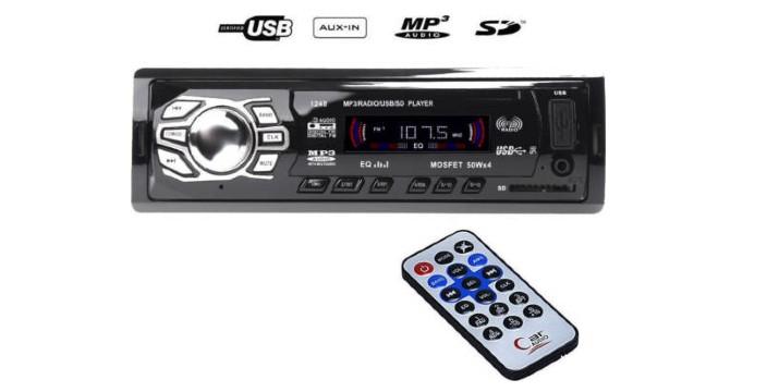 12,90€ από 29,90€ (-57%) για ένα MP3 player αυτοκινήτου με είσοδο USB/SD/AUX, ραδιόφωνο και χειριστήριο, με παραλαβή από το Idea Hellas στη Νέα Ιωνία και με δυνατότητα πανελλαδικής αποστολής στο χώρο σας. εικόνα