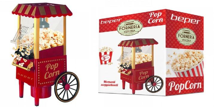 24,90€ από 49,90€ (-50%) για μία Παραδοσιακή Μηχανή Ποπ Κόρν – Festivo Pop Corn για Ποπ κορν έτοιμο σε 3', με παραλαβή από το Idea Hellas στη Νέα Ιωνία και με δυνατότητα πανελλαδικής αποστολής στο χώρο σας. εικόνα