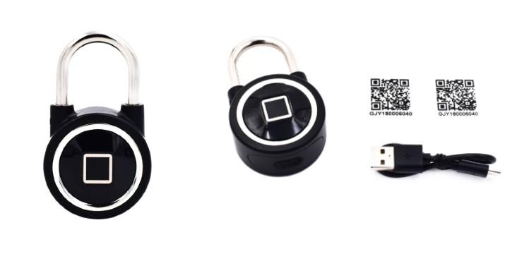 19,90€ από 39€ (-49%) για ένα Έξυπνο Αδιάβροχο Λουκέτο με Κλείδωμα Δαχτυλικού Αποτυπώματος USB, με παραλαβή από το Idea Hellas στη Νέα Ιωνία και με δυνατότητα πανελλαδικής αποστολής στο χώρο σας. εικόνα