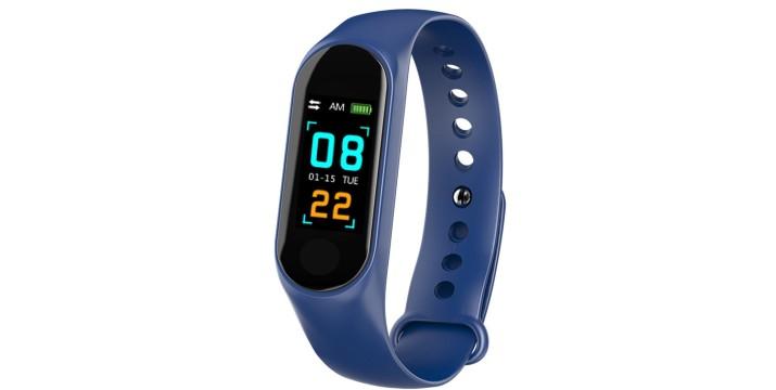 4,90€ από 14,90€ (-67%) για ένα TFT M3 Smart Bracelet Heart Rate Monitor Sports Calories Pedometer, με παραλαβή από το Idea Hellas στη Νέα Ιωνία και με δυνατότητα πανελλαδικής αποστολής στο χώρο σας. εικόνα