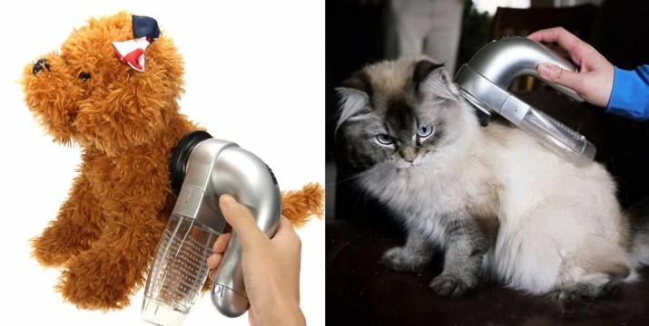 6,90€ από 14,90€ (-57%) για μία Ηλεκτρική Βούρτσα για Τρίχες για Κατοικίδια – Pet Vacuum, με παραλαβή από το Idea Hellas στη Νέα Ιωνία και με δυνατότητα πανελλαδικής αποστολής στο χώρο σας. εικόνα