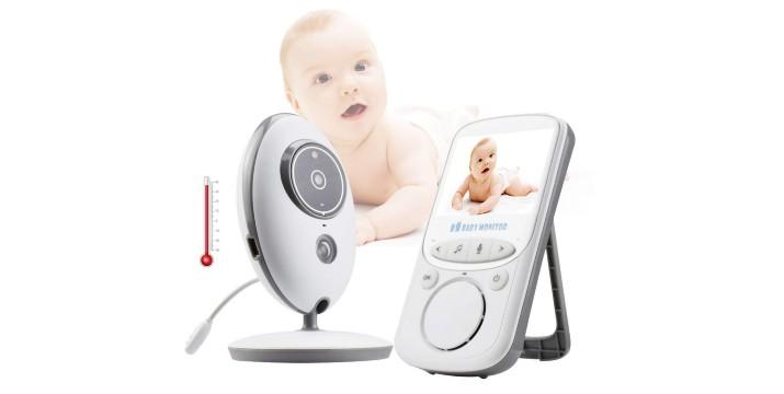 44,90€ από 79,90€ για ένα Baby Monitor Ασύρματο με οθόνη 2.4″ LCD Θερμοκρασία,μικρόφωνο night vision, με παραλαβή από το Idea Hellas στη Νέα Ιωνία και με δυνατότητα πανελλαδικής αποστολής στο χώρο. εικόνα