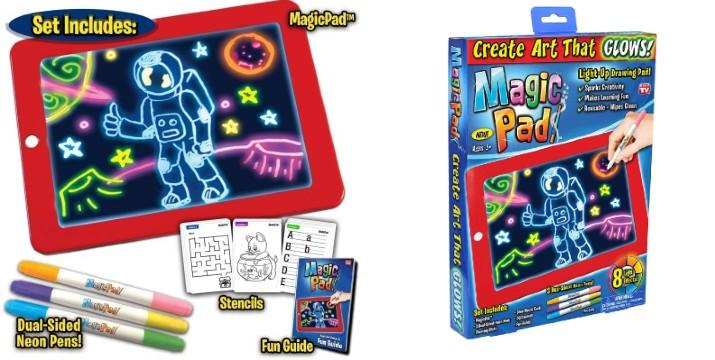 8,90€ από 19,90€ (-55%) για ένα Μαγικό Pad Ζωγραφικής με Φωτισμό, με παραλαβή από το κατάστημα Magic Hole στο Παγκράτι και με δυνατότητα πανελλαδικής αποστολής. εικόνα