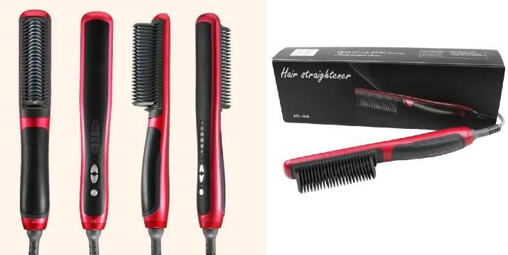9,90€ από 35€ (-72%) για μία Κεραμική Θερμαινόμενη Ισιωτική Βούρτσα Μαλλιών – Hair straightener, με παραλαβή από την Idea Hellas και δυνατότητα πανελλαδικής αποστολής στο χώρο σας.