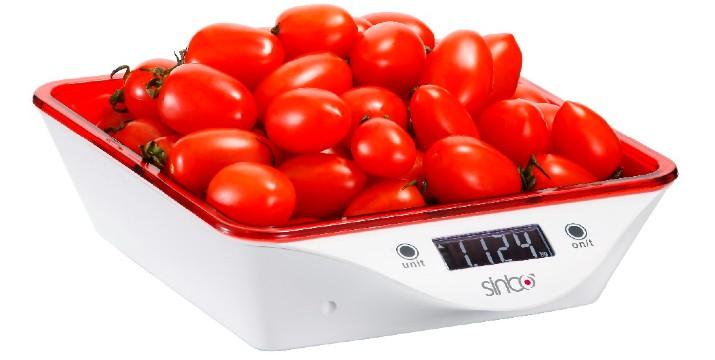 8,50€ από 19,90€ (-57%) για μία Ψηφιακή Ζυγαριά Κουζίνας εως 5kg, με παραλαβή από την Idea Hellas και δυνατότητα πανελλαδικής αποστολής στο χώρο σας. εικόνα