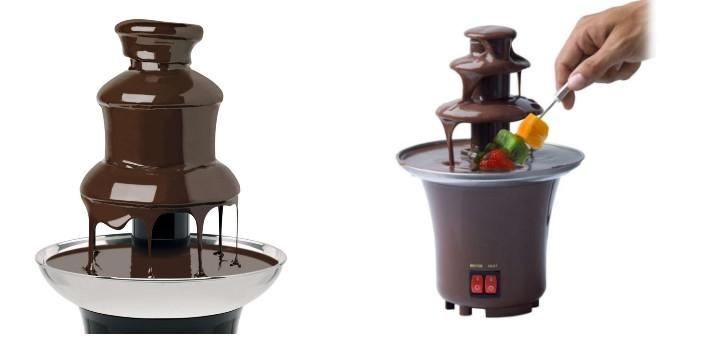 14,90€ από 29,90€ (-50%) για μία Συσκευή Συντριβάνι Για Fondue Σοκολάτας – Mini Fondue Chocolate Fountain, με παραλαβή από την Idea Hellas και δυνατότητα πανελλαδικής αποστολής στο χώρο σας.